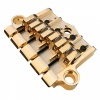 Babicz FCH 3PT 4 String Bridge (Gibson Style) - Gold