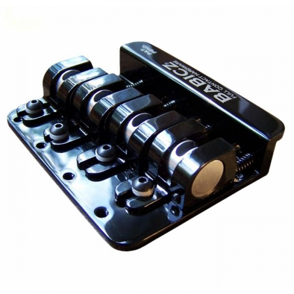 Babicz FCH 4 String Bridge - Black