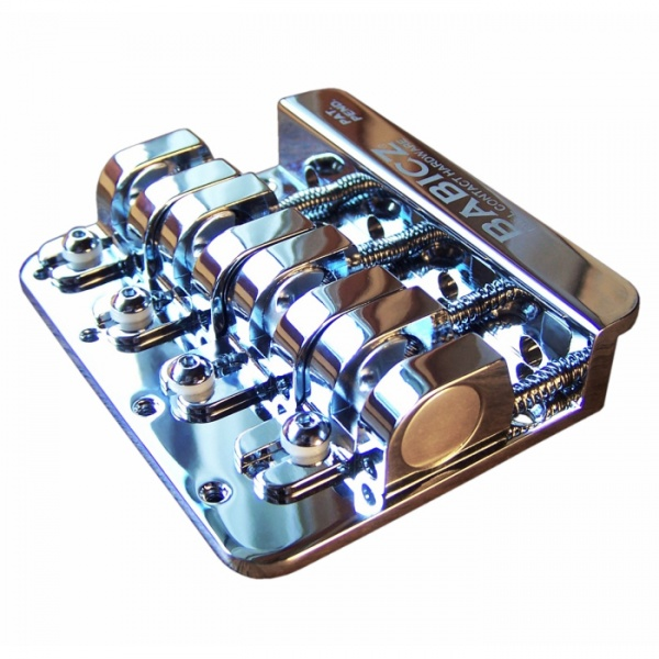 Babicz FCH 4 String Bridge - Chrome