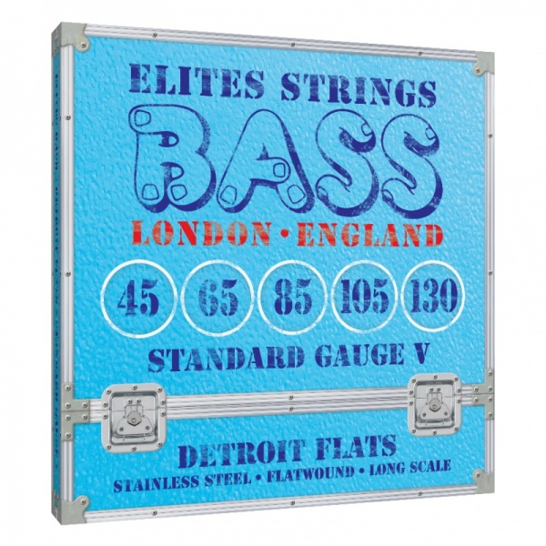 Elites Detroit Flats 5 String Set