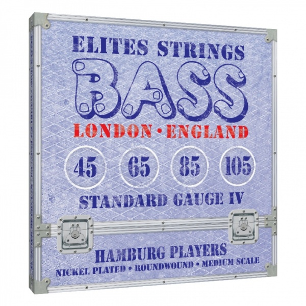 Elites Hamburg Players Medium Scale 4 String