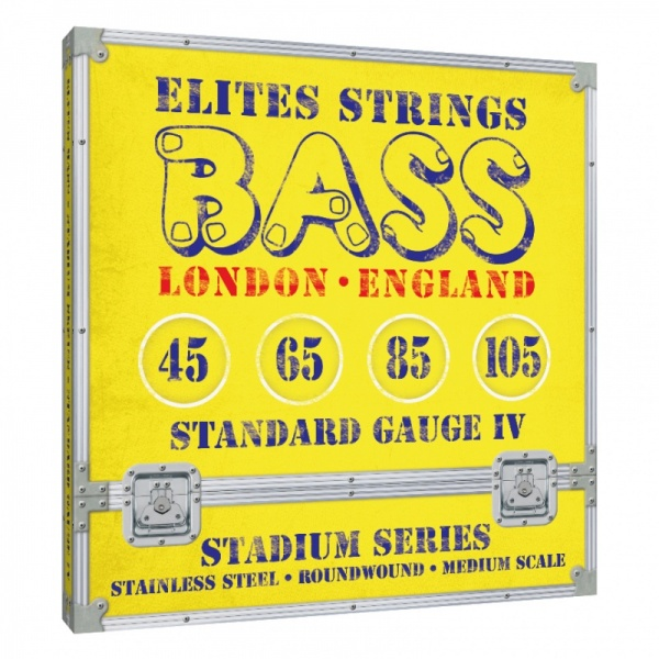 Elites Stadium Series Medium Scale 4 String