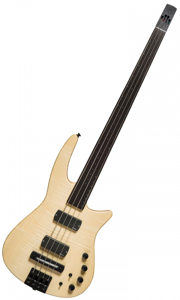 NS Design CR4 Radius Fretless