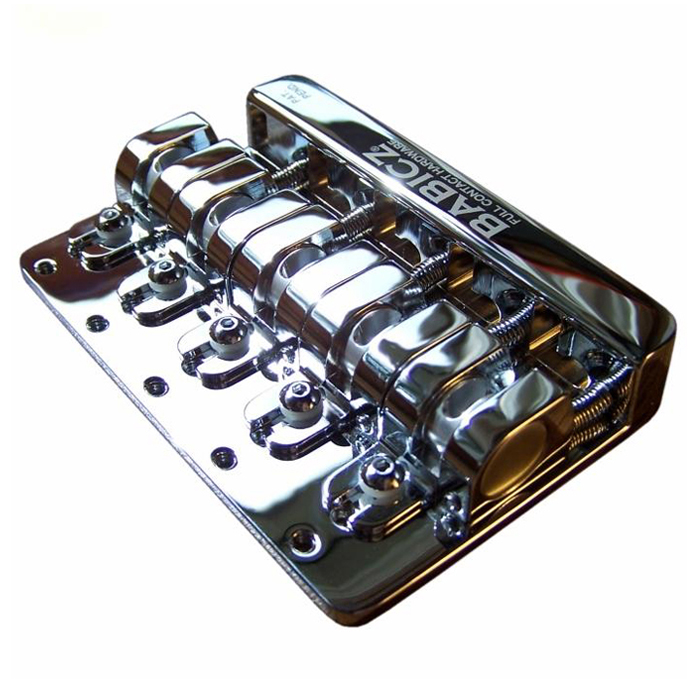 Babicz FCH 5 String Bridge - Chrome