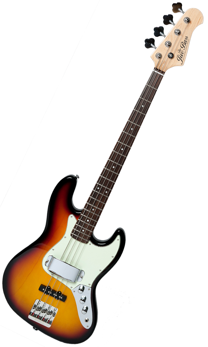 Bass Collection Jive Bass - Solar Flare
