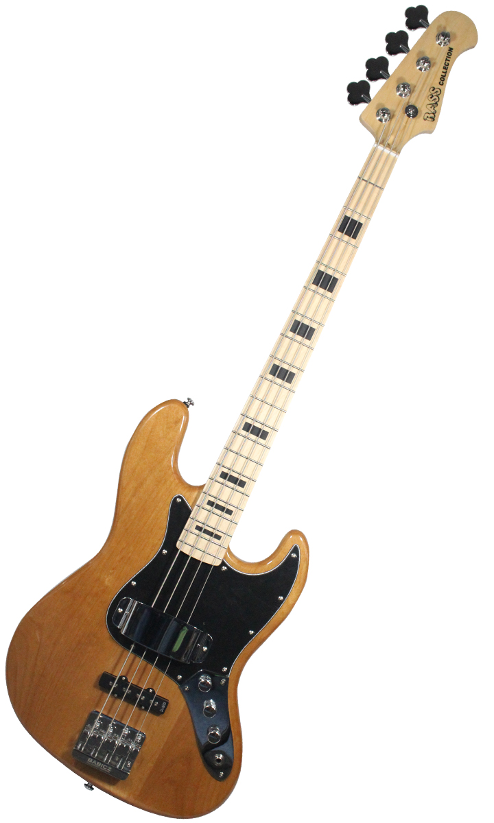 Bass Collection Jive Bass - Windsor Tan