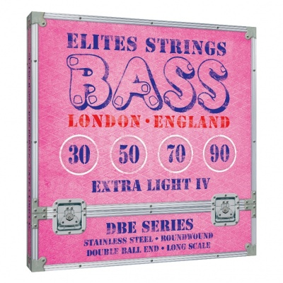 Elites Double Ball End 4 String Sets