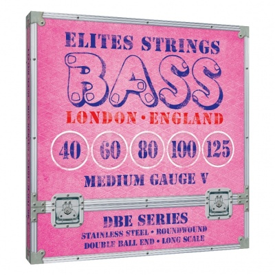 Elites Double Ball End 5 String Sets