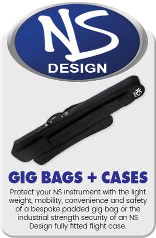 NS Design Cases & Gig Bags